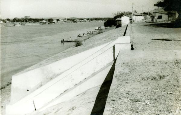 Porto : Rio Parnaíba : Barão de Grajaú, MA - [19--]