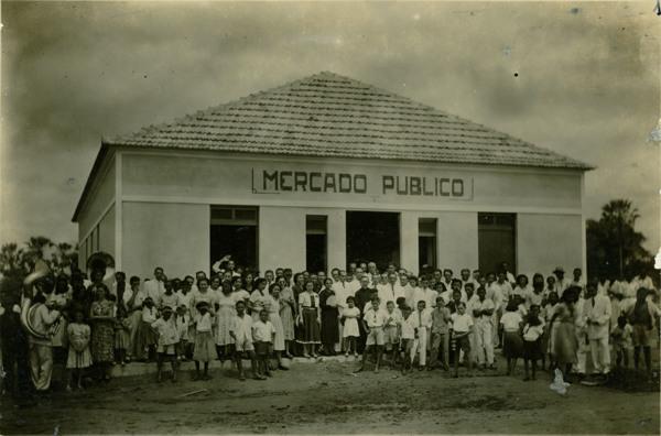 Mercado público : Barão de Grajaú, MA - [19--]