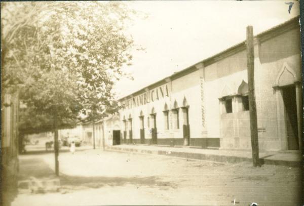 Loja Pernambucana : Rua Coronel José Nava : Barra do Corda, MA - [19--]