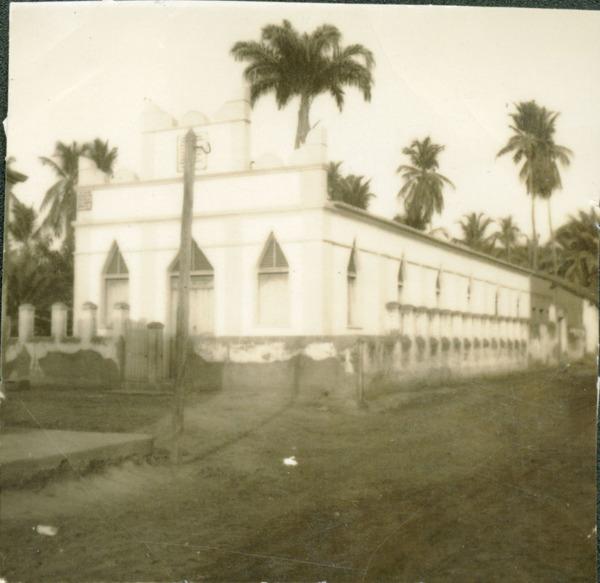 1ª Igreja Cristã Evangelista : Barra do Corda, MA - [19--]