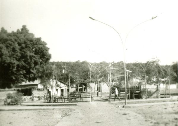 Praça Professor Pedro Neiva de Santana : Benedito Leite, MA - [19--]
