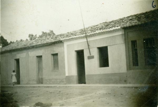 Agência municipal de estatística : Buriti Bravo, MA - [19--]