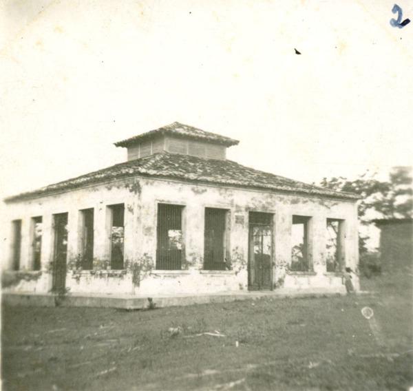 Mercado municipal : Cajapió, MA - [19--]