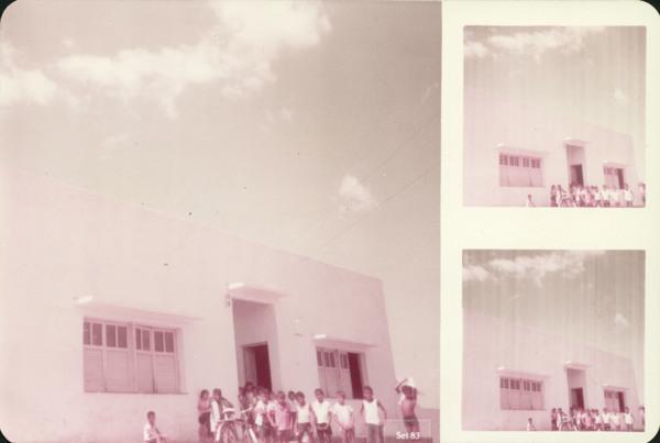 Grupo escolar municipal : Cajapió, MA - 1983