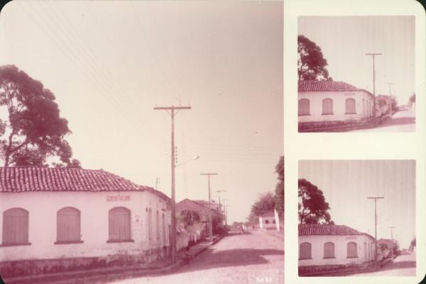 Centro cultural : Cajapió, MA - 1983