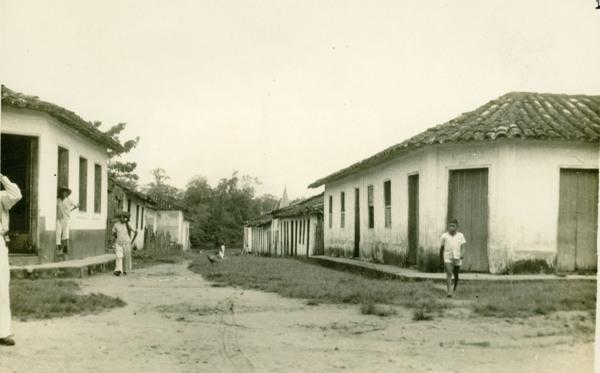 Vista parcial da cidade : Cândido Mendes, MA - [19--]