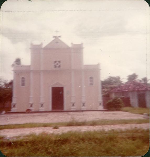 Igreja Matriz Nossa Senhora da Conceição : Cândido Mendes, MA - [19--]