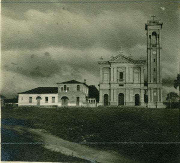 Igreja Matriz de São Sebastião : Carutapera, MA - [19--]