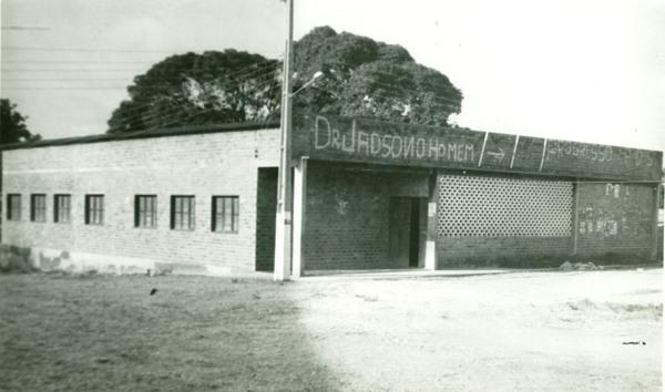 Centro cultural, biblioteca municipal, junta militar, escola e Secretaria Educação e Cultura : Cedral, MA - [19--]