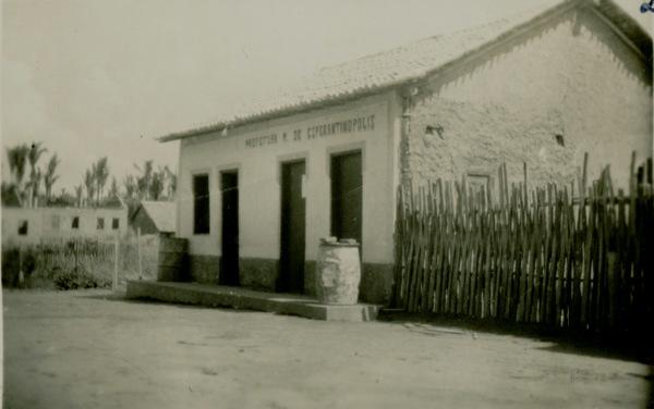 Prefeitura Municipal : Esperantinópolis, MA - [19--]