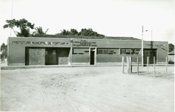 Prefeitura Municipal : Telma : Câmara Municipal : Fortuna, MA - [19--]