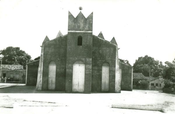 Igreja Matriz de Nossa Senhora de Lourdes : Fortuna, MA - [19--]