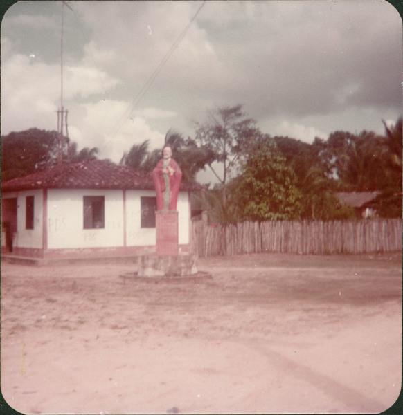 Monumento de São Pedro : Godofredo Viana, MA - [19--]