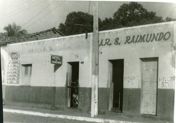 Hotel São Raimundo : Graça Aranha, MA - [19--]