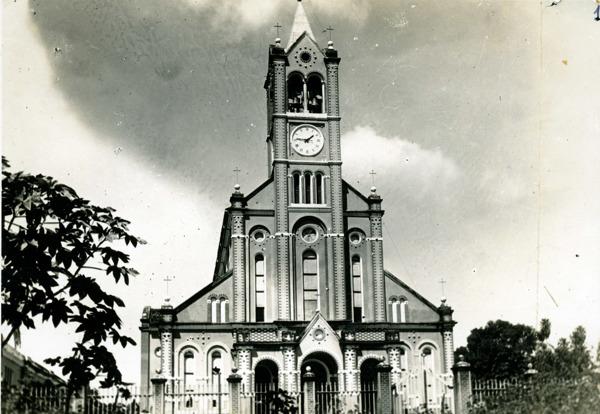 Catedral de Nosso Senhor do Bonfim : Grajaú, MA - [19--]