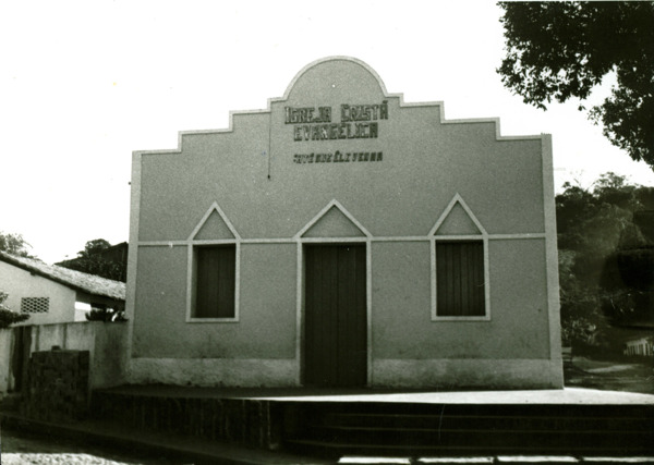 Igreja Cristã Evangélica de Grajaú : Grajaú, MA - [19--]