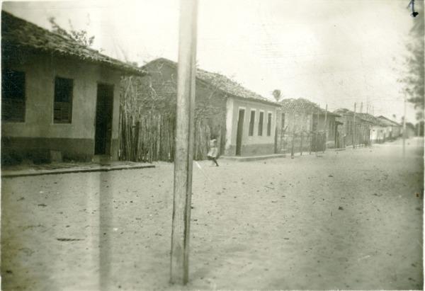 Rua Irineu Santos : Humberto de Campos, MA - 1957