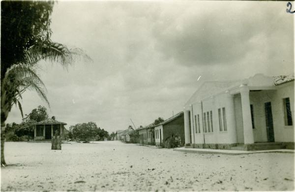Rua Irineu Santos : Humberto de Campos, MA - [19--]