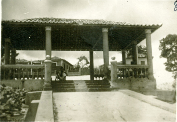 Vista parcial da cidade : Humberto de Campos, MA - [19--]