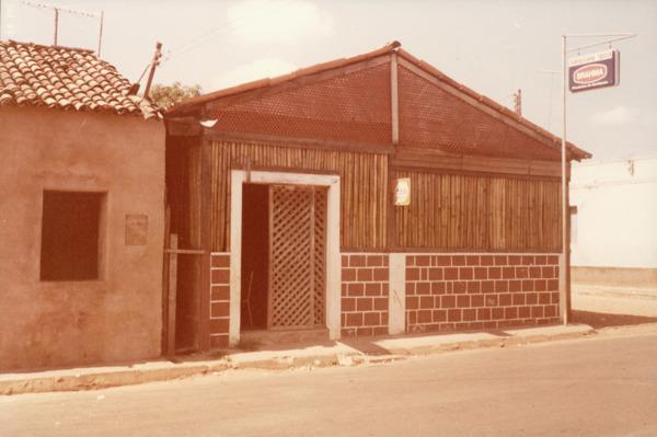 Churrascaria Taboca : João Lisboa, MA - 1983