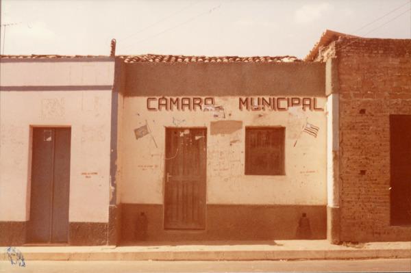 Câmara municipal : João Lisboa, MA - 1983