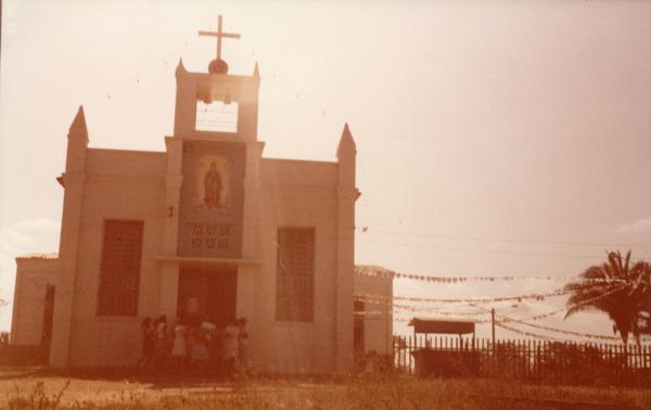 Igreja Nossa Senhora do Perpétuo Socorro : João Lisboa, MA - 1983