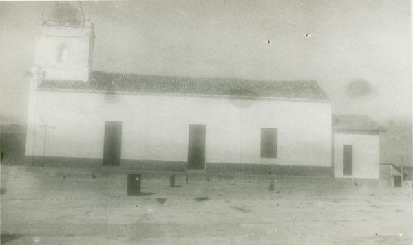 Igreja Matriz de Santo Antônio : Magalhães de Almeida, MA - [19--]