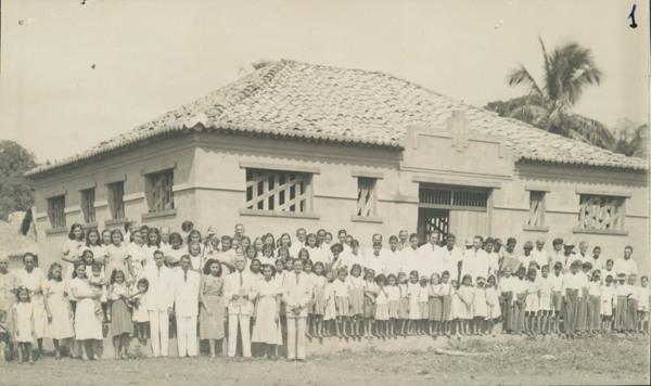 Mercado municipal : Mirador, MA - 1949