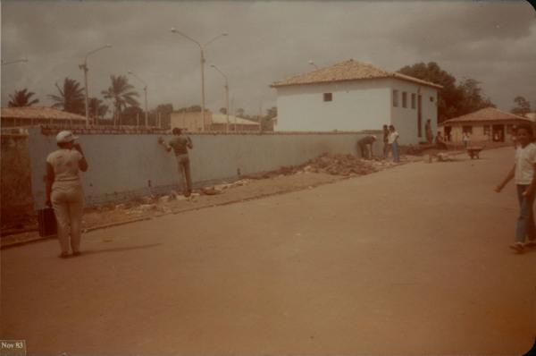 Delegacia de Polícia : Mirinzal, MA - 1983