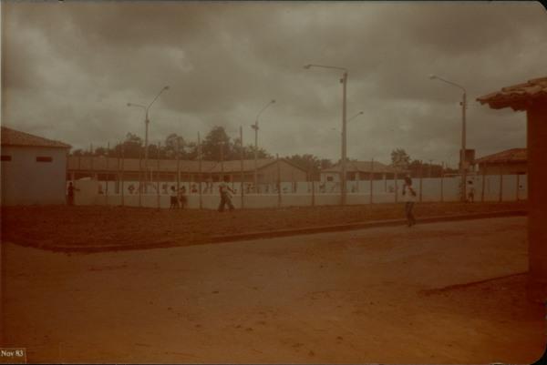 Parque infantil : Mirinzal, MA - 1983