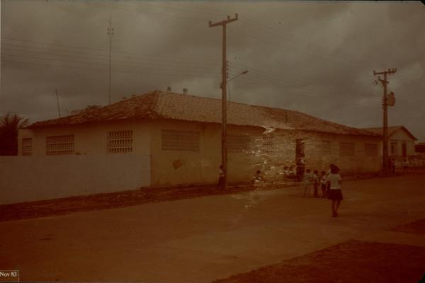 Colégio Municipal Duque de Caxias : Mirinzal, MA - 1983