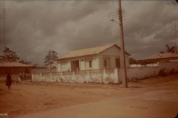 Posto Médico Doutor Raimundo Medeiros : Mirinzal, MA - 1983