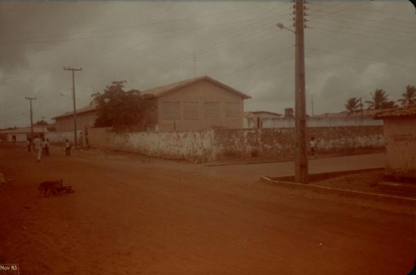 Colégio Municipal Neide Costa : Mirinzal, MA - 1983