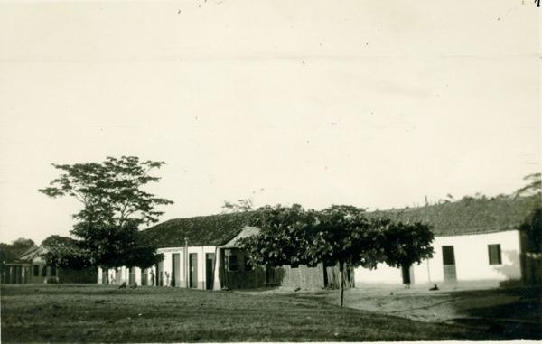 Praça central : Monção, MA - [19--]
