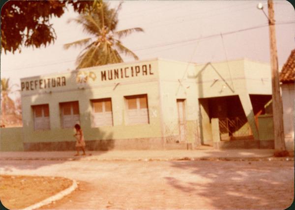 Prefeitura Municipal : Montes Altos, MA - [19--]