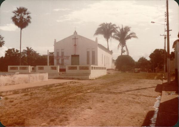 Igreja Matriz de São Benedito : Nina Rodrigues, MA - [19--]