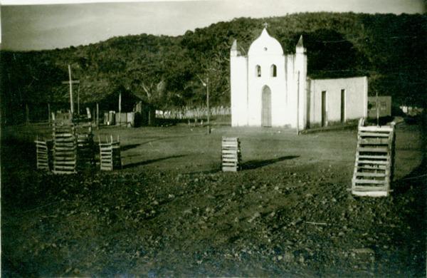 Capela de São Sebastião : Paraibano, MA - [19--]