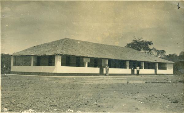 Escola rural : Parnarama, MA - [19--]