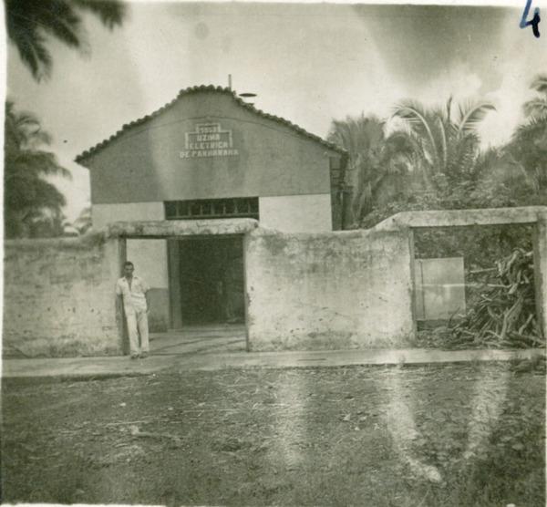 Usina Elétrica de Parnarama : Parnarama, MA - [19--]