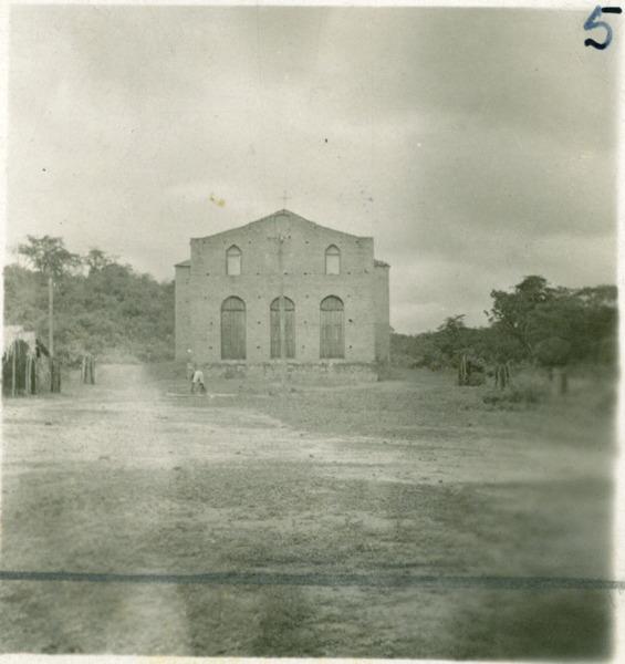 Igreja Matriz de Nossa Senhora da Conceição : Parnarama, MA - [19--]
