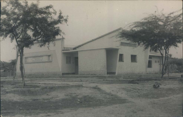Jardim de Infância Municipal Branca de Neve : Pedreiras, MA - 1968