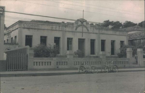 Grupo Escolar Oscar Galvão : Pedreiras, MA - 1968