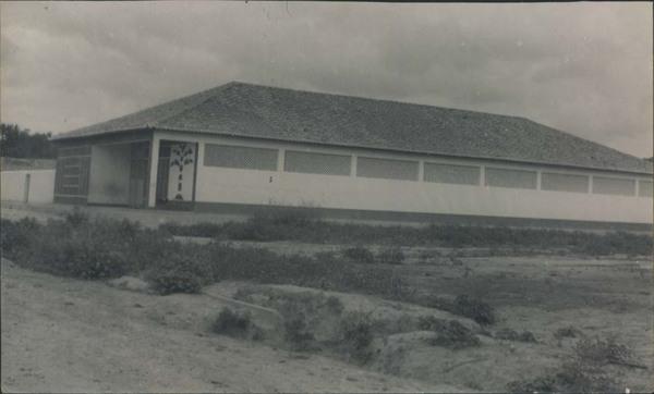 Grupo Escolar Palmeirinha : Pedreiras, MA - 1968