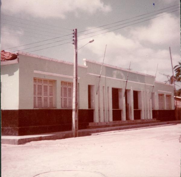 Prefeitura municipal : Primeira Cruz, MA - [19--]