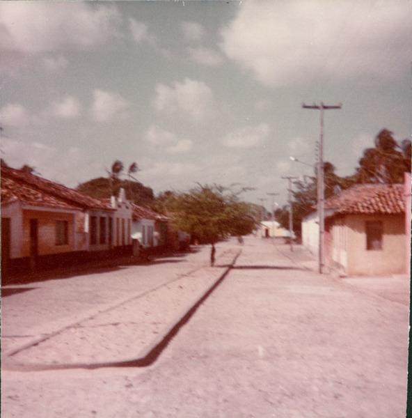 Rua da Matriz : Primeira Cruz, MA - [19--]