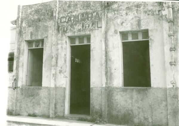 Câmara municipal : Pindaré-Mirim, MA - [19--]