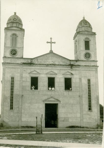 Igreja de Santo Inácio de Loyola : Pinheiro, MA - [19--]