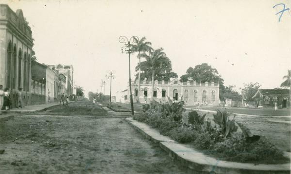 Avenida Getúlio Vargas : Pinheiro, MA - 1956