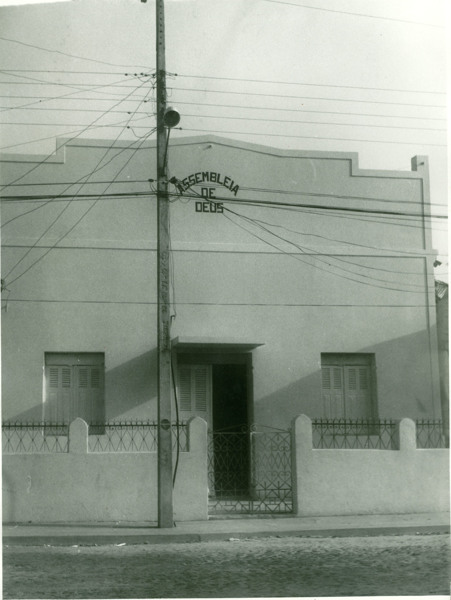 Igreja Assembleia de Deus : Pio XII, MA - [19--]