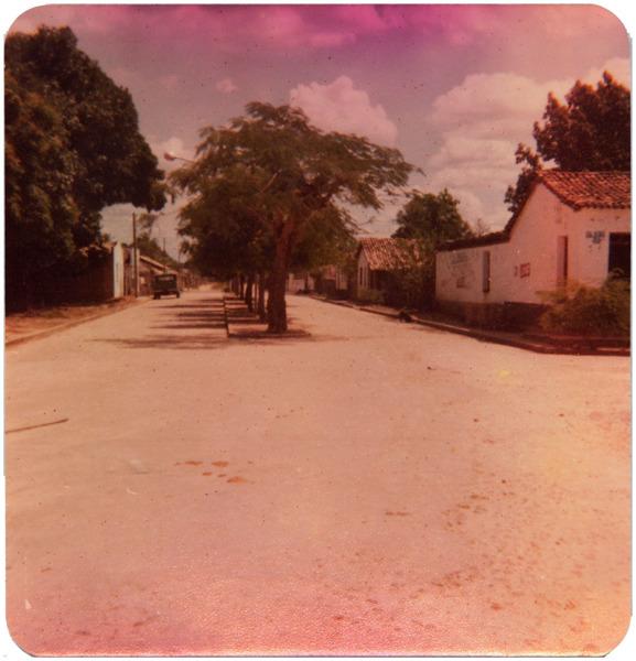 Avenida Desembargador Joaquim Santos : Pirapemas, MA - [19--]